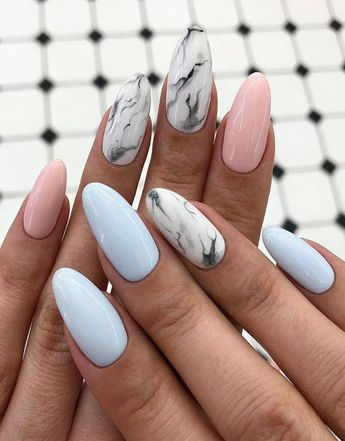 Here we have collected some Wonderful Ideas of Nail Art for those girls and ladies who want to change the Manicure style in these days. Because stylish girls and ladies want to get the more attractive look when they going to any special event or festival. So must check out this style right now and get enhance your finger beauty. #BeautyTipsForMakeup