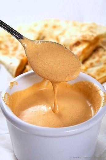 Creamy Jalapeño Sauce Taco Bell Copycat