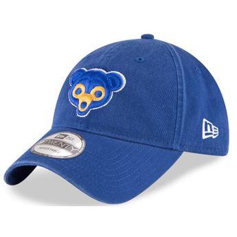 f72d16a0efd04 Chicago Cubs 1969 Cooperstown 9Twenty Adjustable Hat by New Era