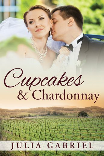 The Indie Bookshelf Cupcakes Chardonnay By Julia Gabriel