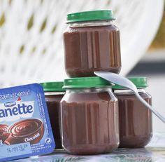 Revisite de la célèbre Danette au chocolat faite-maison