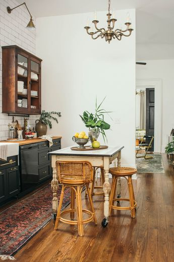 The New Southern Gothic: A Rehabbed Shotgun House in New Orleans, Available for Rent - Remodelista