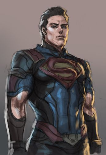 Superman redesign