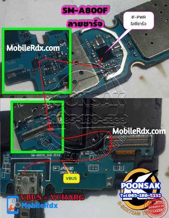 Samsung Galaxy J5 LCD Display Light IC