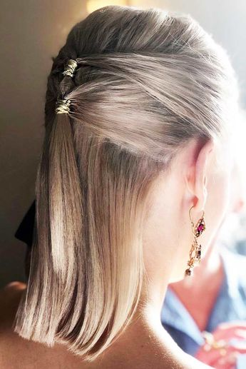 18 Spectacular Holiday Hair Ideas For Special Holiday Time