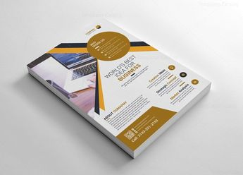 Professional Corporate Business Flyers