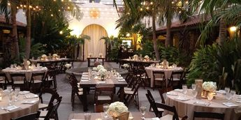 The Villa Del Sol weddings - Price out and compare wedding costs for wedding ceremony and reception venues in Orange County, Southern California.