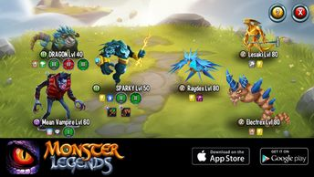 monster legends generator no human verification