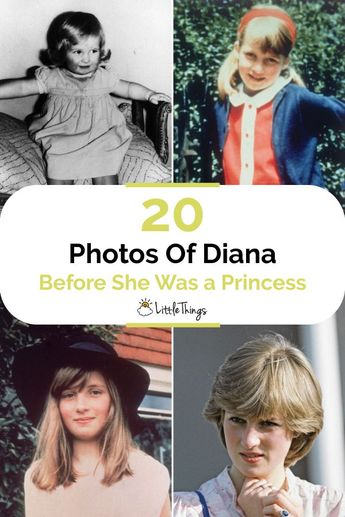 20 Photos Of Lady Diana Spencer Before She Was a Princess: As a princess, Diana was known for her style, devotion to her children, and charisma. Here are 20 touching photos of hers to give you an insight into her life from childhood.