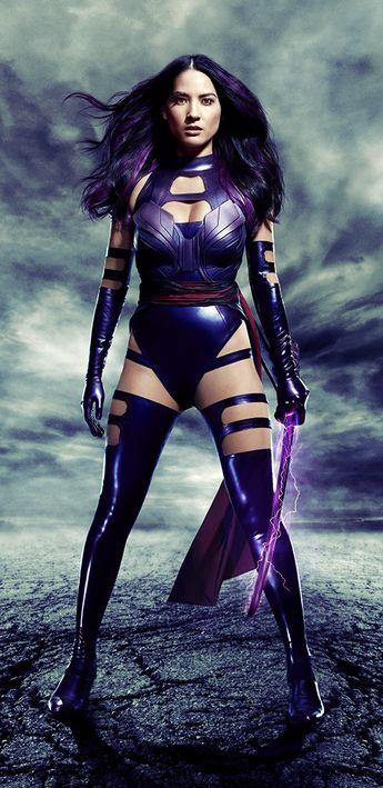 Psylocke from X-men Apocalypse by ruan2br