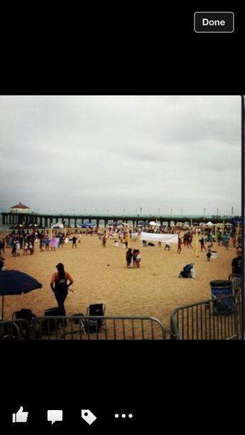 #tbt E-Z UP sighting at manhattan beach volleyball tournament! #EZUP #volleyball #fun #tournament #beach #ca #competition #sand #sun #shade #canopy #sunscreen #pier #love #friends #family #community #sport