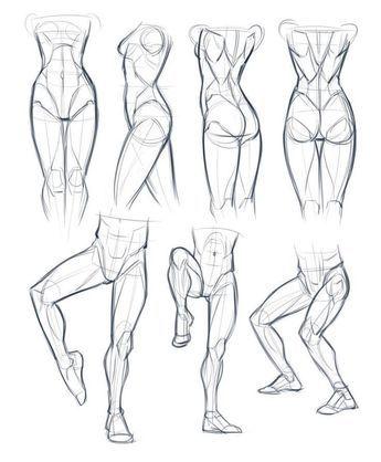 "Como desenhar, tutoriais ""mikeymegamega"""