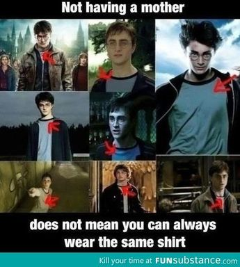 Come on, Harry
