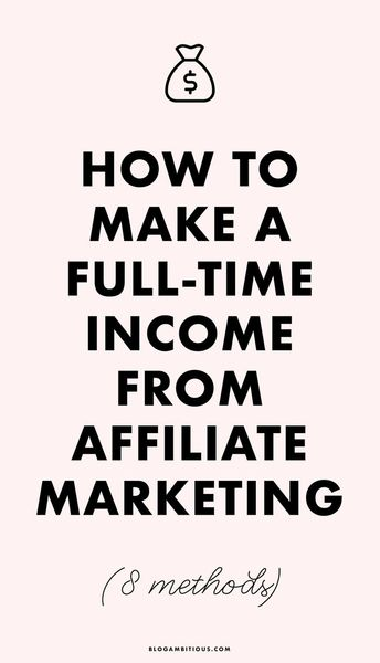 8 Creative Ways to Monetize a Blog with Affiliate Marketing