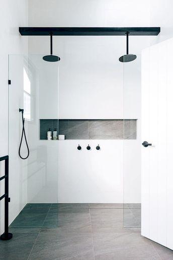 Tiles Ideas for Small Bathroom (80