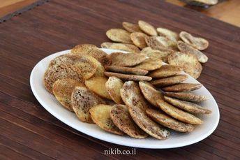 עוגיות שוקו וניל, העוגיות הכי שוות! טעם מופלא של שוקו ווניל. המתכון באתר של ניקי