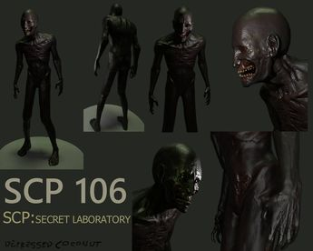List of attractive scp 106 cute ideas and photos | Thpix
