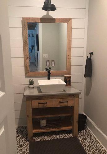 Bathroom Vanity-Single Vanity-or-Double Vanity; Custom Replica Order