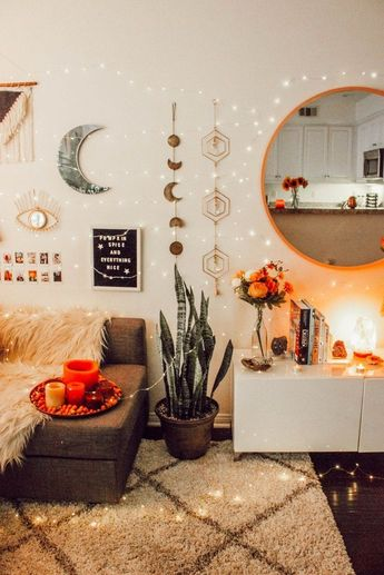 30+ Unique Bohemian Decor Ideas For Living Room