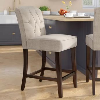 Stupendous Roundhill Furniture Biony Counter Height Stools Set Of 2 Onthecornerstone Fun Painted Chair Ideas Images Onthecornerstoneorg