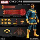 Mezco toys ONE:12 COLLECTIVE Cyclops X-men 6 inch action figure SHIPPING SOON! #Figure
