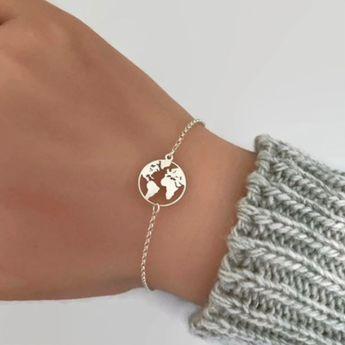 """World"" Bracelet"