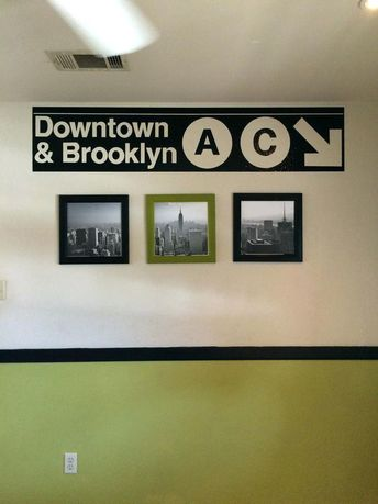 Nyc Room Decor Rooms Theme Theatre New York City Themed So Pl