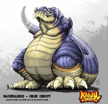 ckc_monster_list:macrosaurus [Colossal Kaiju Combat Information Wiki]
