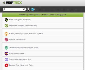 Waphan - Games | Music | Videos | Apps