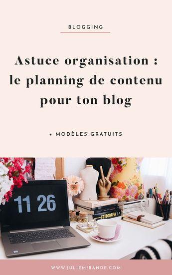 Créer un calendrier de contenu pour votre blog (+ modèles gratuits) - #Blog #blogueuse #calendrier #contenu #créer #de #gratuits #modèles #pour #votre