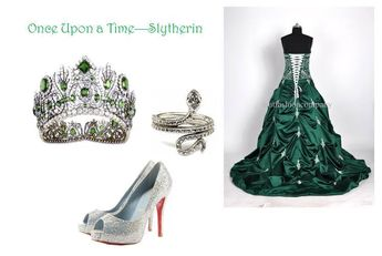 Once Upon a Slytherin