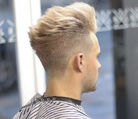 I like this guy's hairstyle! #menshairstylesfade