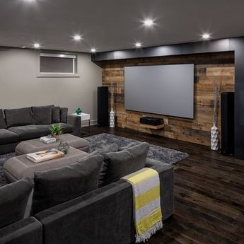 Basement Home Theater - asement house cinemas are significantly usual nowadays-- they give significant home entertainment worth for family members, as well