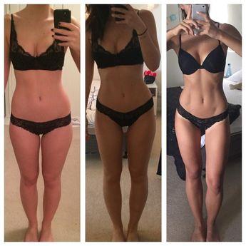 Body goals transformation