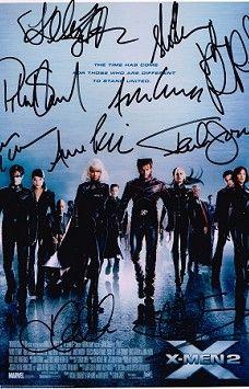X-Men 2 - Cast