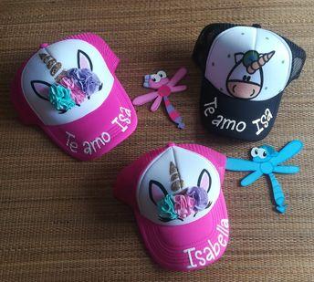 Gorras personalizadas unicornio Abilia Shopping Whatsapp 3132196957 17d0e1d966f