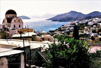 Kalymnos island-Greece -