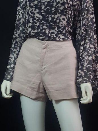 Joie Linen Shorts Size M