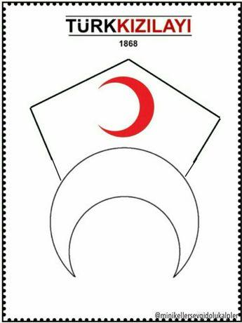 Best Kızılay çadırı Kalıbı Okul öncesi Image Collection