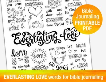 Free Bible Verse Coloring Pages 35