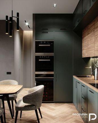 Hout op hout - #appartement #Hout #op #kitchen #bedroom #livingroom #interiordesign #interiordesignkitchen #homedecorideas
