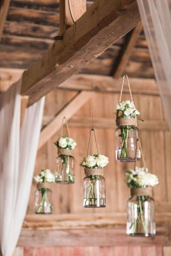 New Rustic Wedding Decoration Ideas #rusticweddingideas