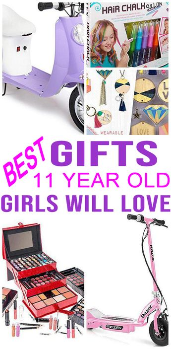 Best Gifts 11 Year Old Girls Will Love Coolest Gift Ideas