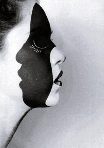 30 Mind-Blowing Optical Illusion Makeup Ideas