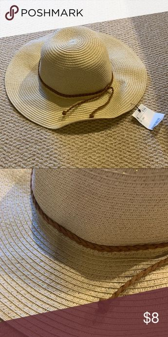 NWT Sun Hat for 4-6 Years -Sun hat -US Size: 4-6 years H&M Accessories Hats