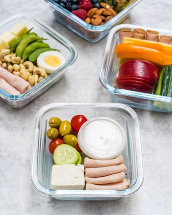 Meal Prep Bento Boxes 4 Different Ways