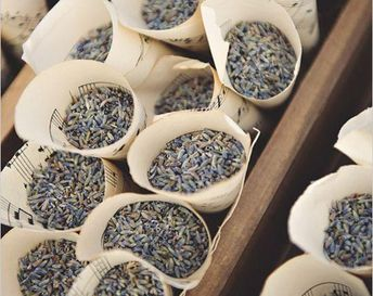 Wedding Exit Toss, FREE SHIPPING, Dried Lavender, : Dried Flowers, Biodegradable Wedding Toss, weddi