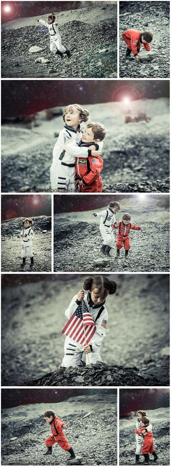 How To Make An Astronaut Costume