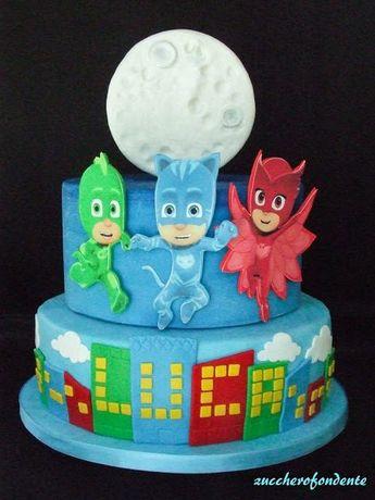 a2edbe00da Resultado de imagen para pj mask cakes