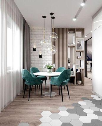 35 The Best Organic Dining Room Design Ideas